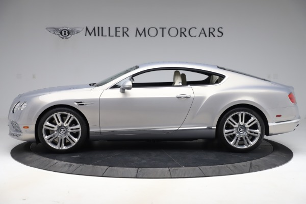 Used 2016 Bentley Continental GT W12 for sale $129,900 at Rolls-Royce Motor Cars Greenwich in Greenwich CT 06830 3