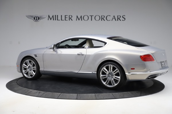 Used 2016 Bentley Continental GT W12 for sale $129,900 at Rolls-Royce Motor Cars Greenwich in Greenwich CT 06830 4
