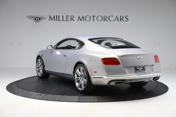 New 2016 Bentley Continental GT W12 for sale $128,900 at Rolls-Royce Motor Cars Greenwich in Greenwich CT 06830 5