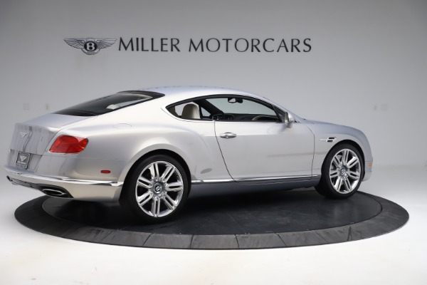 New 2016 Bentley Continental GT W12 for sale $128,900 at Rolls-Royce Motor Cars Greenwich in Greenwich CT 06830 8