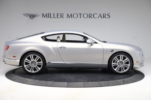 Used 2016 Bentley Continental GT W12 for sale $129,900 at Rolls-Royce Motor Cars Greenwich in Greenwich CT 06830 9