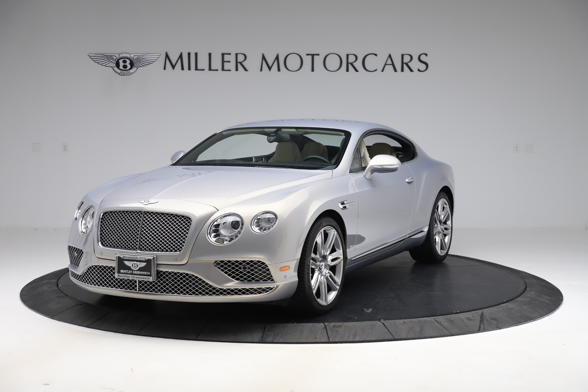 New 2016 Bentley Continental GT W12 for sale $128,900 at Rolls-Royce Motor Cars Greenwich in Greenwich CT 06830 1