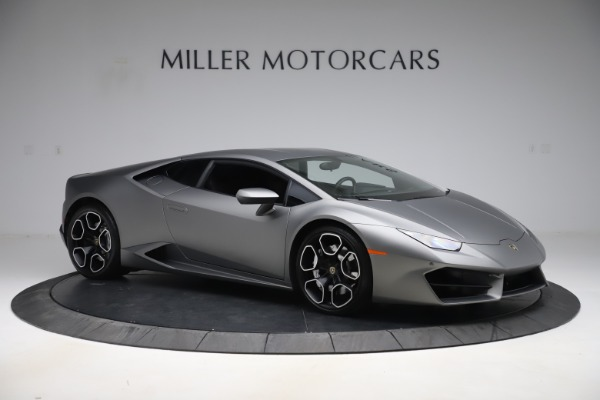 Used 2017 Lamborghini Huracan LP 580-2 for sale Sold at Rolls-Royce Motor Cars Greenwich in Greenwich CT 06830 10