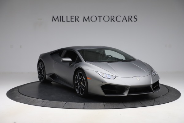 Used 2017 Lamborghini Huracan LP 580-2 for sale Sold at Rolls-Royce Motor Cars Greenwich in Greenwich CT 06830 11