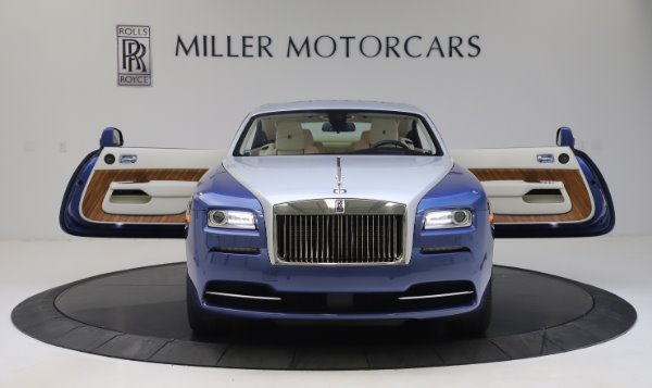 Used 2015 Rolls-Royce Wraith for sale $169,900 at Rolls-Royce Motor Cars Greenwich in Greenwich CT 06830 10
