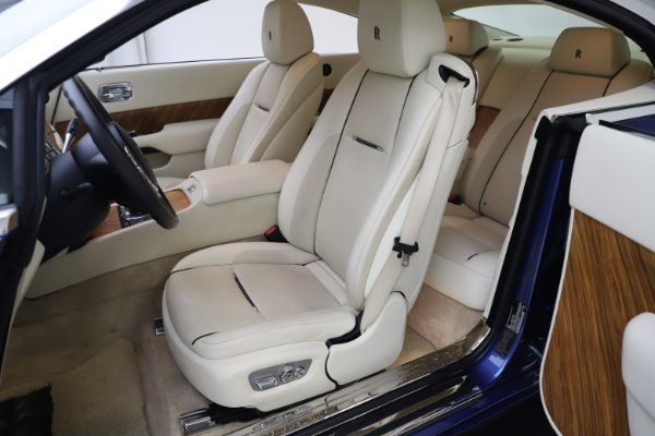 Used 2015 Rolls-Royce Wraith for sale $169,900 at Rolls-Royce Motor Cars Greenwich in Greenwich CT 06830 11