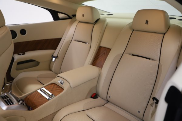 Used 2015 Rolls-Royce Wraith for sale $169,900 at Rolls-Royce Motor Cars Greenwich in Greenwich CT 06830 13