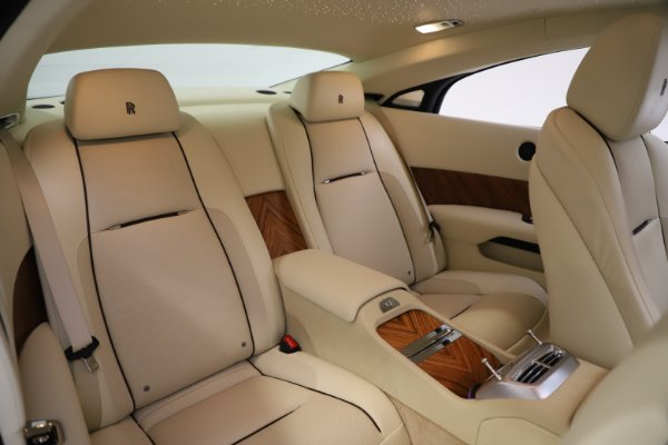 Used 2015 Rolls-Royce Wraith for sale $169,900 at Rolls-Royce Motor Cars Greenwich in Greenwich CT 06830 14