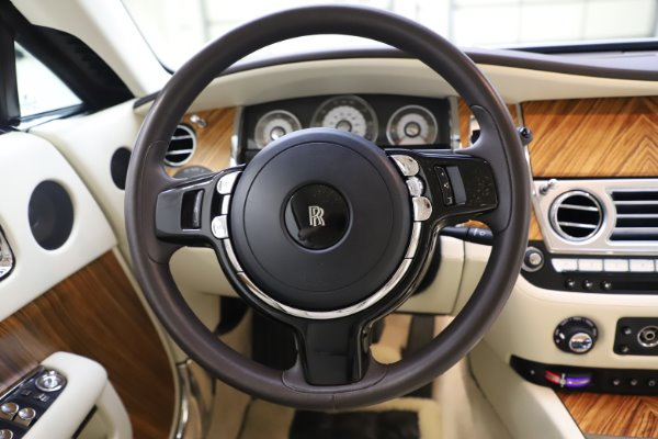 Used 2015 Rolls-Royce Wraith for sale $169,900 at Rolls-Royce Motor Cars Greenwich in Greenwich CT 06830 15