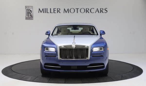 Used 2015 Rolls-Royce Wraith for sale $169,900 at Rolls-Royce Motor Cars Greenwich in Greenwich CT 06830 2
