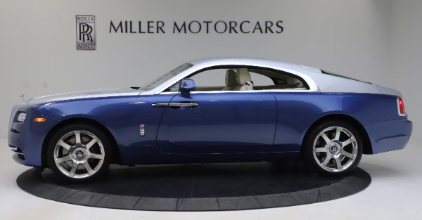 Used 2015 Rolls-Royce Wraith for sale $169,900 at Rolls-Royce Motor Cars Greenwich in Greenwich CT 06830 3