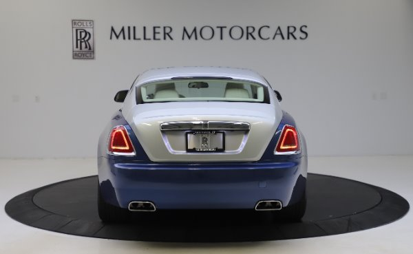 Used 2015 Rolls-Royce Wraith for sale $169,900 at Rolls-Royce Motor Cars Greenwich in Greenwich CT 06830 5