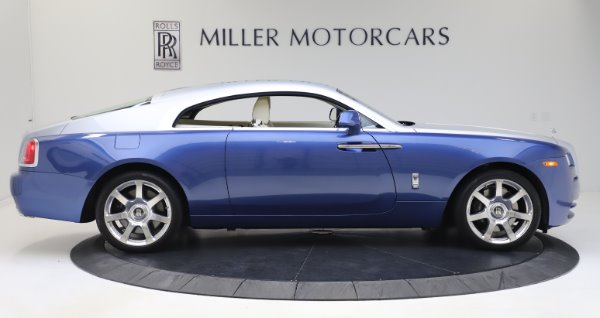 Used 2015 Rolls-Royce Wraith for sale $169,900 at Rolls-Royce Motor Cars Greenwich in Greenwich CT 06830 7