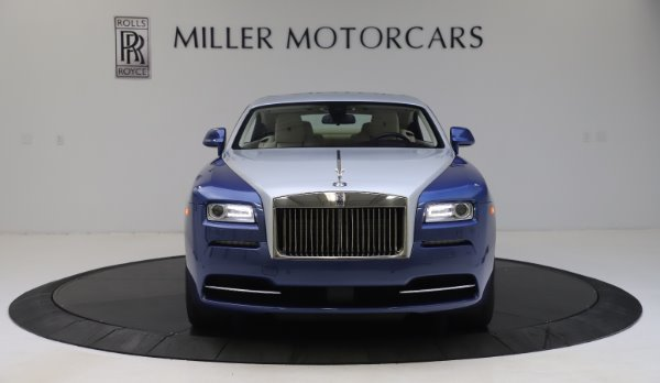Used 2015 Rolls-Royce Wraith for sale $169,900 at Rolls-Royce Motor Cars Greenwich in Greenwich CT 06830 9