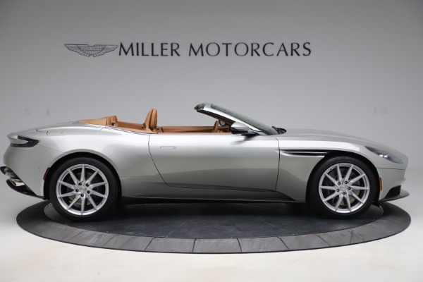 Used 2020 Aston Martin DB11 Volante Convertible for sale $239,900 at Rolls-Royce Motor Cars Greenwich in Greenwich CT 06830 10