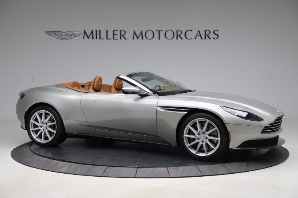 Used 2020 Aston Martin DB11 Volante Convertible for sale $239,900 at Rolls-Royce Motor Cars Greenwich in Greenwich CT 06830 11