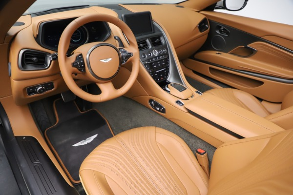 Used 2020 Aston Martin DB11 Volante Convertible for sale $239,900 at Rolls-Royce Motor Cars Greenwich in Greenwich CT 06830 13