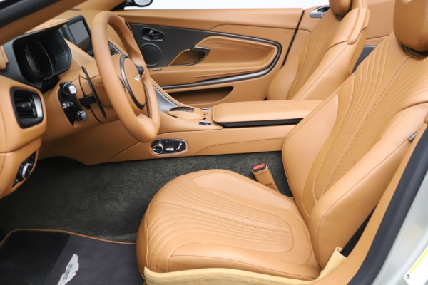 Used 2020 Aston Martin DB11 Volante Convertible for sale $239,900 at Rolls-Royce Motor Cars Greenwich in Greenwich CT 06830 14