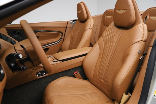 Used 2020 Aston Martin DB11 Volante Convertible for sale $239,900 at Rolls-Royce Motor Cars Greenwich in Greenwich CT 06830 15