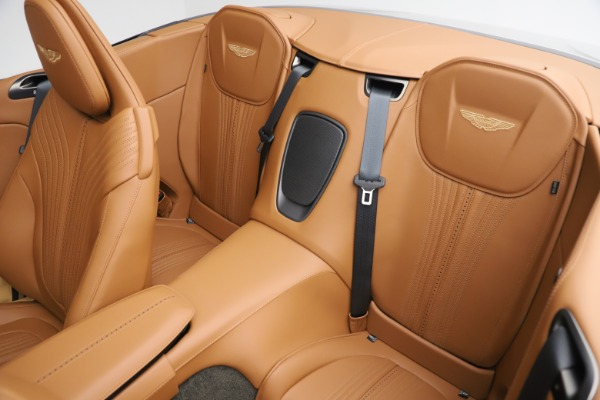 Used 2020 Aston Martin DB11 Volante Convertible for sale $239,900 at Rolls-Royce Motor Cars Greenwich in Greenwich CT 06830 16