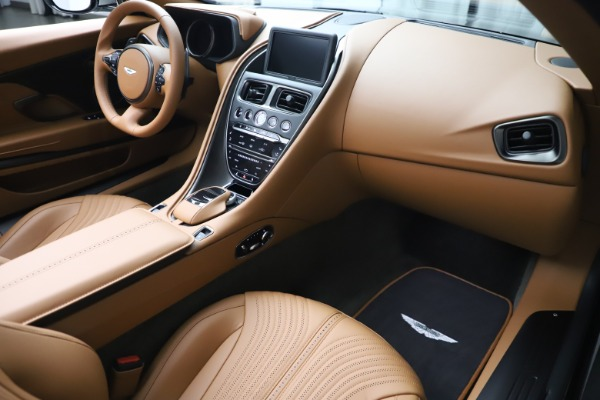 Used 2020 Aston Martin DB11 Volante Convertible for sale $239,900 at Rolls-Royce Motor Cars Greenwich in Greenwich CT 06830 19