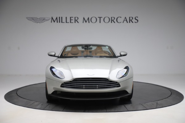 Used 2020 Aston Martin DB11 Volante Convertible for sale $239,900 at Rolls-Royce Motor Cars Greenwich in Greenwich CT 06830 2