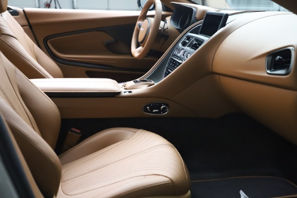 Used 2020 Aston Martin DB11 Volante Convertible for sale $239,900 at Rolls-Royce Motor Cars Greenwich in Greenwich CT 06830 20