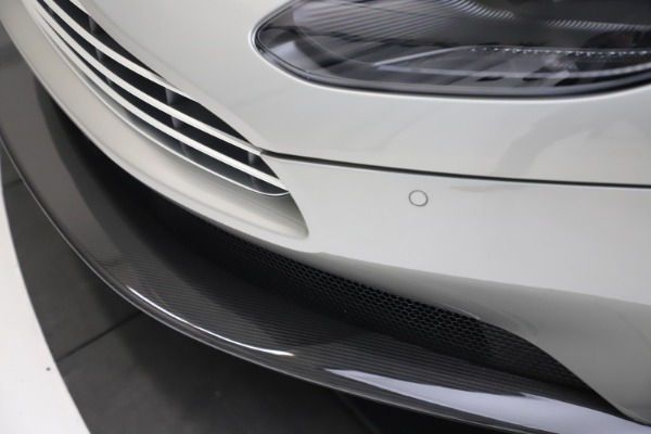 Used 2020 Aston Martin DB11 Volante Convertible for sale $239,900 at Rolls-Royce Motor Cars Greenwich in Greenwich CT 06830 23