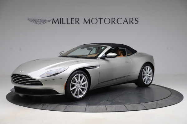 Used 2020 Aston Martin DB11 Volante Convertible for sale $239,900 at Rolls-Royce Motor Cars Greenwich in Greenwich CT 06830 24