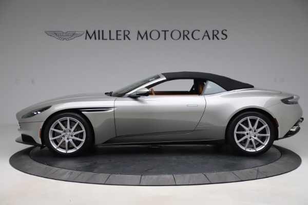 Used 2020 Aston Martin DB11 Volante Convertible for sale $239,900 at Rolls-Royce Motor Cars Greenwich in Greenwich CT 06830 25