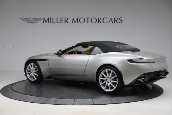 Used 2020 Aston Martin DB11 Volante Convertible for sale $239,900 at Rolls-Royce Motor Cars Greenwich in Greenwich CT 06830 26