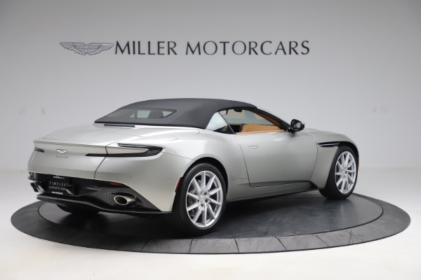 Used 2020 Aston Martin DB11 Volante Convertible for sale $239,900 at Rolls-Royce Motor Cars Greenwich in Greenwich CT 06830 27