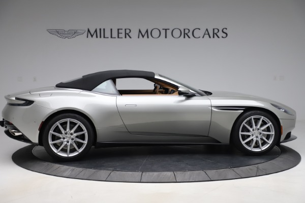 Used 2020 Aston Martin DB11 Volante Convertible for sale $239,900 at Rolls-Royce Motor Cars Greenwich in Greenwich CT 06830 28