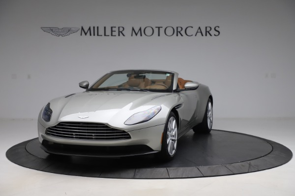 Used 2020 Aston Martin DB11 Volante Convertible for sale $239,900 at Rolls-Royce Motor Cars Greenwich in Greenwich CT 06830 3