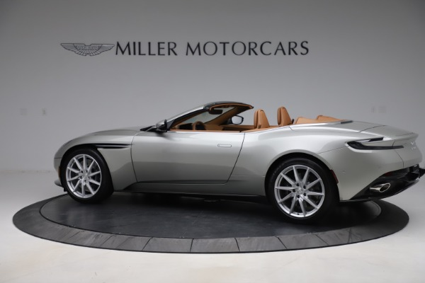 Used 2020 Aston Martin DB11 Volante Convertible for sale $239,900 at Rolls-Royce Motor Cars Greenwich in Greenwich CT 06830 5