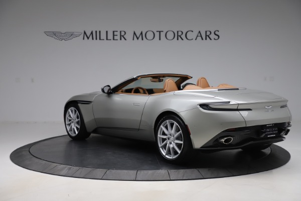 Used 2020 Aston Martin DB11 Volante Convertible for sale $239,900 at Rolls-Royce Motor Cars Greenwich in Greenwich CT 06830 6