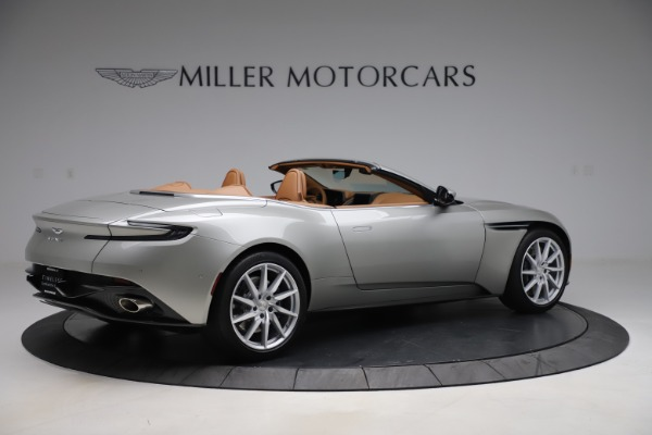 Used 2020 Aston Martin DB11 Volante Convertible for sale $239,900 at Rolls-Royce Motor Cars Greenwich in Greenwich CT 06830 9