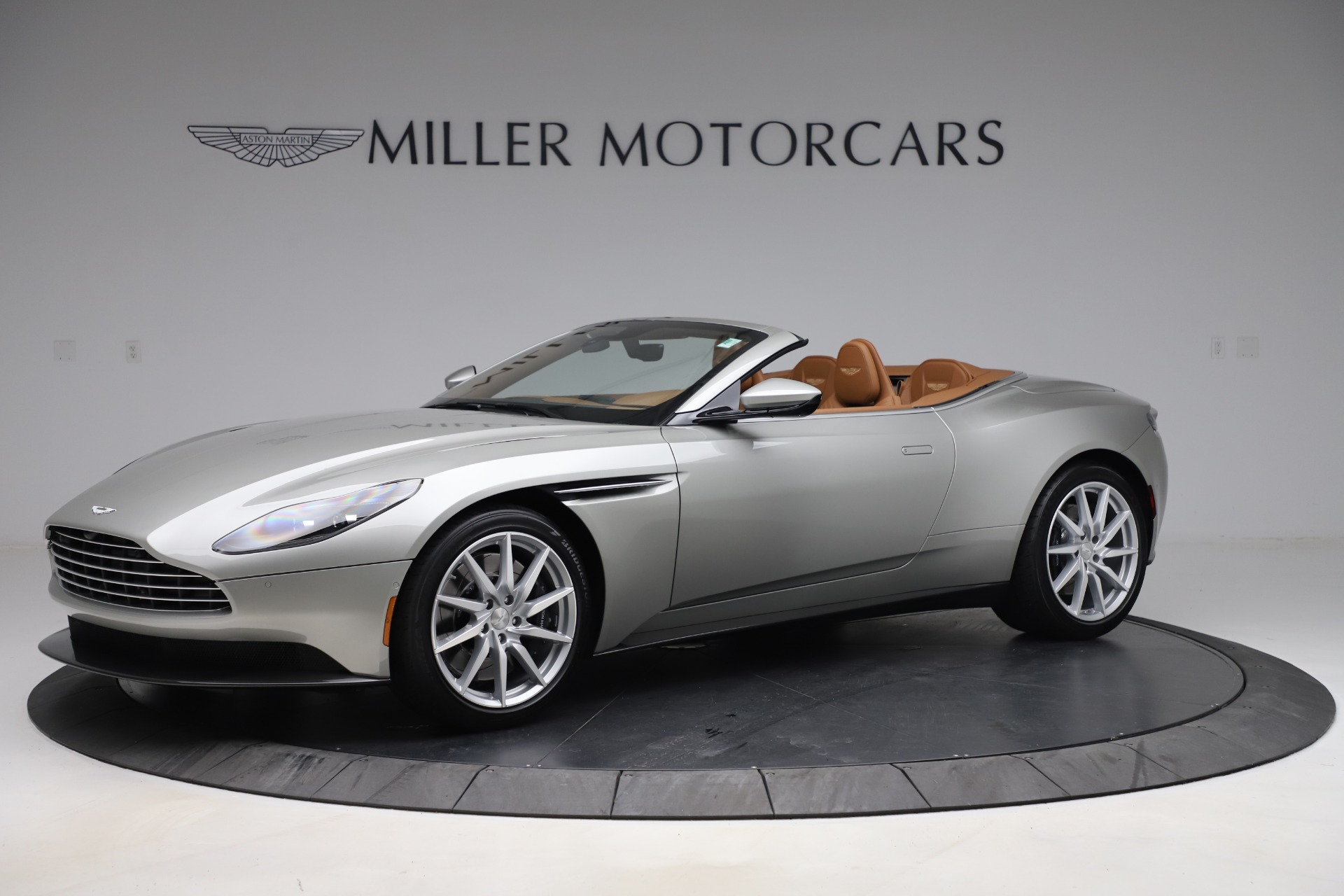 Used 2020 Aston Martin DB11 Volante Convertible for sale $239,900 at Rolls-Royce Motor Cars Greenwich in Greenwich CT 06830 1