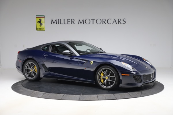 Used 2011 Ferrari 599 GTO for sale $565,900 at Rolls-Royce Motor Cars Greenwich in Greenwich CT 06830 10