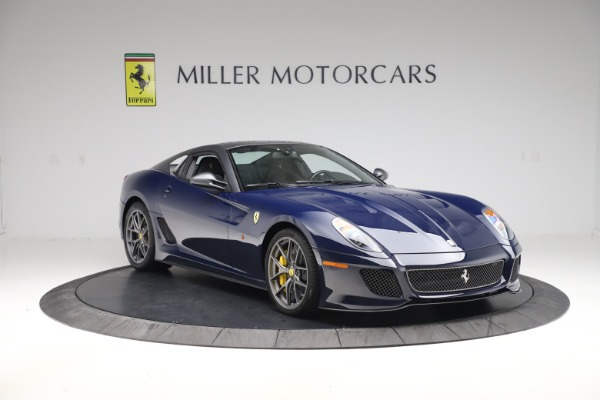 Used 2011 Ferrari 599 GTO for sale $565,900 at Rolls-Royce Motor Cars Greenwich in Greenwich CT 06830 11