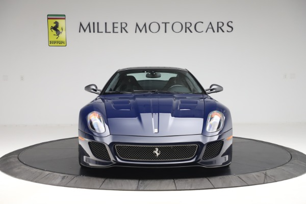 Used 2011 Ferrari 599 GTO for sale $565,900 at Rolls-Royce Motor Cars Greenwich in Greenwich CT 06830 12