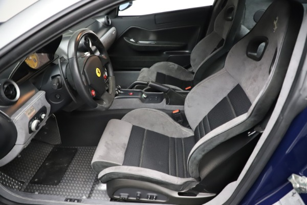 Used 2011 Ferrari 599 GTO for sale $565,900 at Rolls-Royce Motor Cars Greenwich in Greenwich CT 06830 14