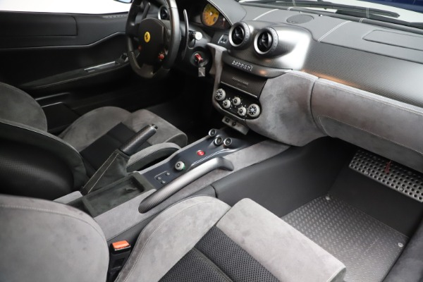 Used 2011 Ferrari 599 GTO for sale $565,900 at Rolls-Royce Motor Cars Greenwich in Greenwich CT 06830 18