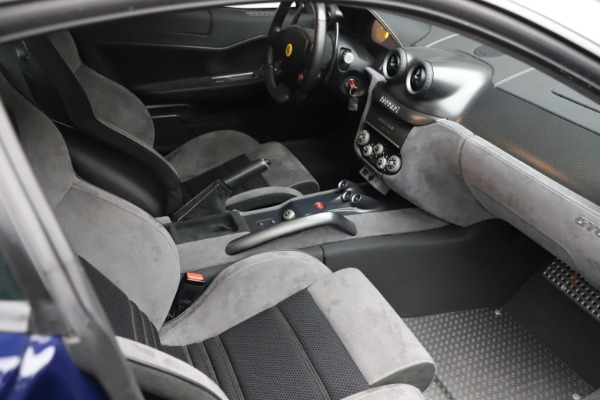 Used 2011 Ferrari 599 GTO for sale $565,900 at Rolls-Royce Motor Cars Greenwich in Greenwich CT 06830 19