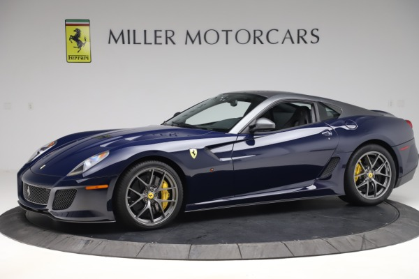 Used 2011 Ferrari 599 GTO for sale $565,900 at Rolls-Royce Motor Cars Greenwich in Greenwich CT 06830 2