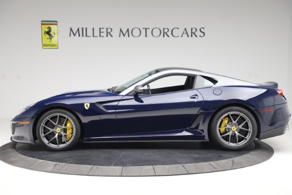 Used 2011 Ferrari 599 GTO for sale $565,900 at Rolls-Royce Motor Cars Greenwich in Greenwich CT 06830 3
