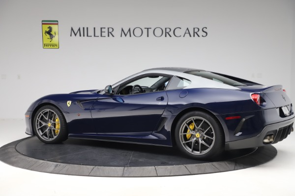 Used 2011 Ferrari 599 GTO for sale $565,900 at Rolls-Royce Motor Cars Greenwich in Greenwich CT 06830 4