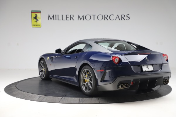 Used 2011 Ferrari 599 GTO for sale $565,900 at Rolls-Royce Motor Cars Greenwich in Greenwich CT 06830 5