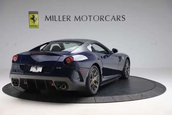 Used 2011 Ferrari 599 GTO for sale $565,900 at Rolls-Royce Motor Cars Greenwich in Greenwich CT 06830 7