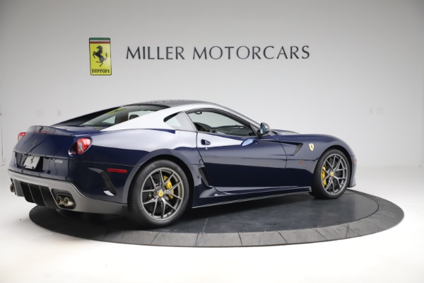 Used 2011 Ferrari 599 GTO for sale $565,900 at Rolls-Royce Motor Cars Greenwich in Greenwich CT 06830 8